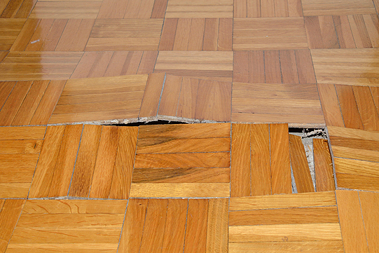 Hardwood Floor Patching in Peoria IL