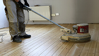Floor Sanding & Finishing