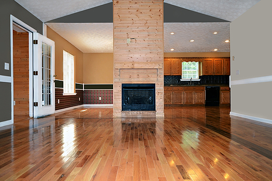 Hardwood Floor Re-Coating in Peoria IL